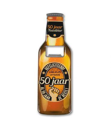 Bieropeners - 50 jaar