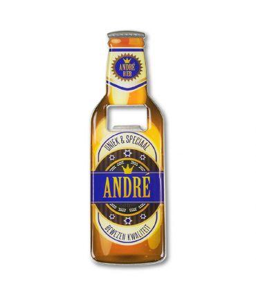 Bieropeners - André