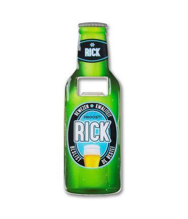 Bieropeners - Rick