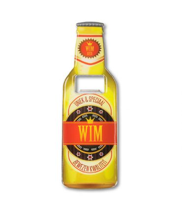 Bieropeners - Wim