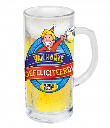 Bierpul - gefeliciteerd