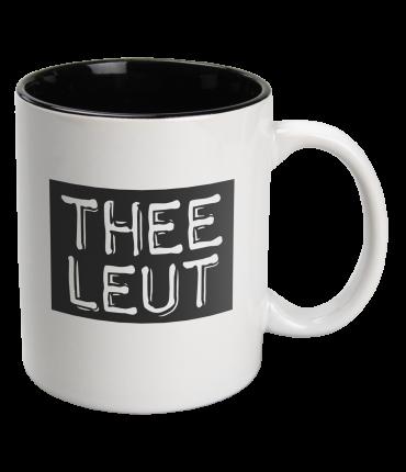 Black & White Mugs - Theeleut-White