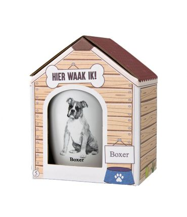 Dog mug - Boxer