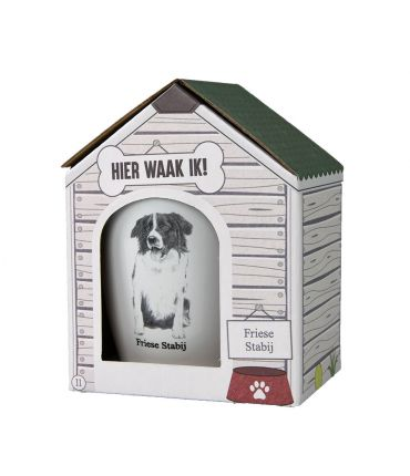 Dog mug - Friese Stabij