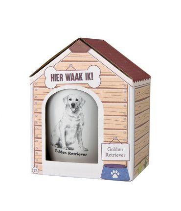 Dog mug - Golden Retriever