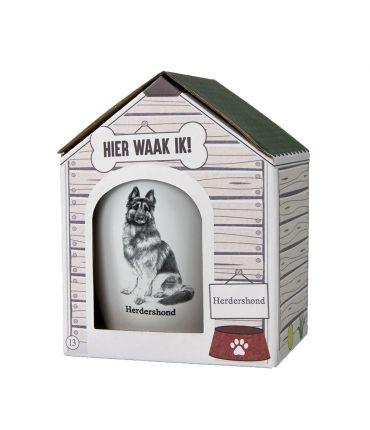 Dog mug - Herdershond
