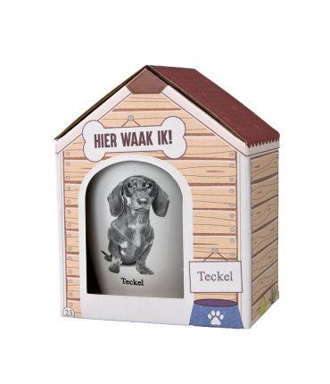 Dog mug - Teckel