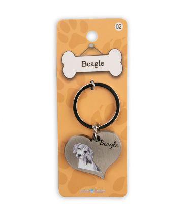 Dieren sleutelhangers - Beagle