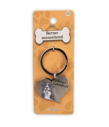 Dieren sleutelhangers - Berner Sennenhond