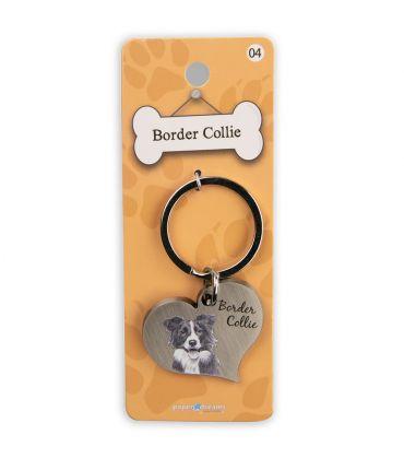 Dieren sleutelhangers - Border Collie