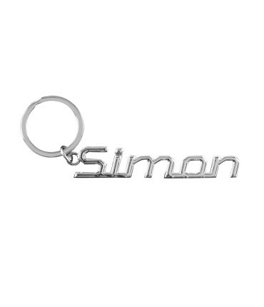 Cool car keyrings - Simon