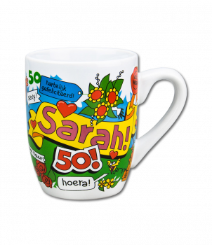 Cartoonmok Sarah