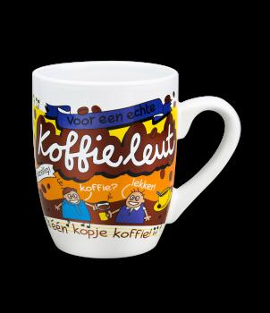 Cartoonmok Koffieleut