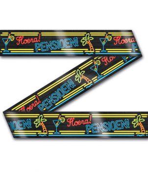 Neon party tape - Pensioen