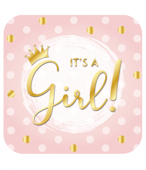 Huldeschild - Special - It's a girl!