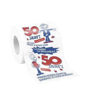 Toiletpapier - 50 man