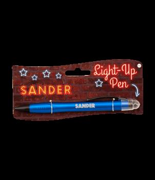 Light up pen - Sander