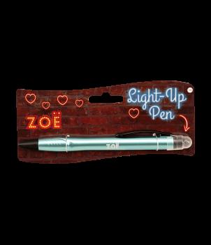 Light up pen - Zoë