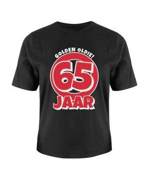 Leeftijd shirt - 65 jaar