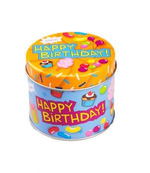 Snoepblikjes - Happy birthday