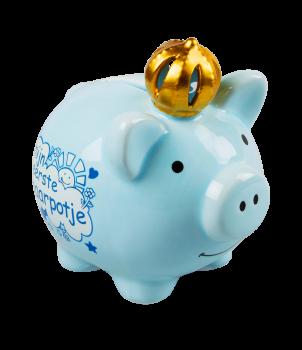 Piggy bank - Boy