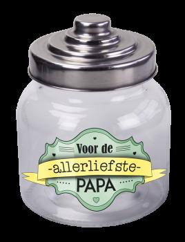 Snoeppotten - Papa
