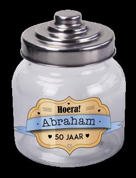 snoeppotten - Abraham