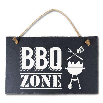 Leisteen - BBQ zone!