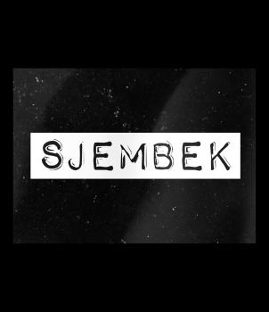 Black & White Cards - Sjembek