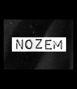 Black & White Cards - Nozem