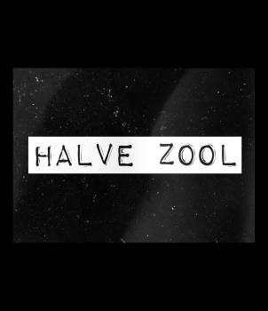 Black & White Cards - Halve zool