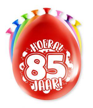 Party Ballonnen - 85 jaar