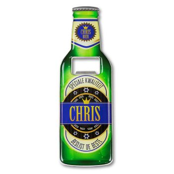 Bieropeners - Chris