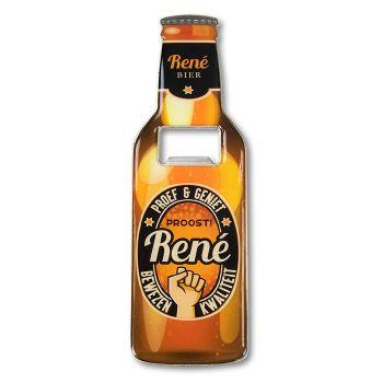 Bieropeners - René