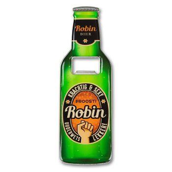 Bieropeners - Robin