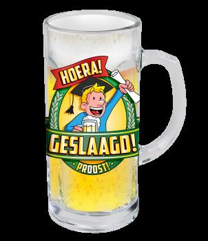 Bierpul - Geslaagd