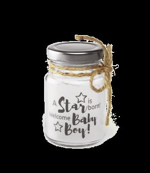 Little star light - Baby boy